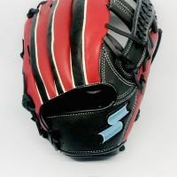 Glove Softball & Baseball SSK 12 Inch KPG244A Red / Black
