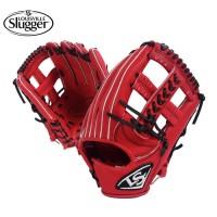 Glove Softball & Baseball Louisville 12 Inch LB17012N72 Red