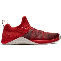 gym shoes nike metcon Flyknit 3 mistyc red
