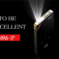 Mini DLP Smart Projector Ezzrale H96P RAM 2GB/ ROM 16GB Touch Screenss