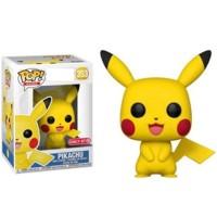 FUNKO POP Japanese Anime Cartoon Pikachu 353 Vinyl Action Figures
