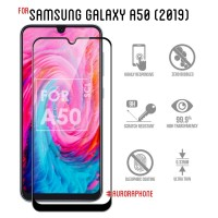 Samsung Galaxy A50 (2019) Tempered Glass Full Screen Protection