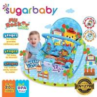 Sugar Baby My Rocker 3 Stages - Little Farm (Blue)