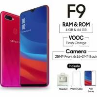 Oppo F9 Ram 4 Gb Internal 64 Gb Garansi Resmi Oppo