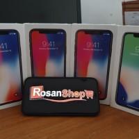 Stock ready via toped Promo Diskon HP iPhone X - 256Gb ( Space Gray,