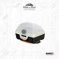 Sunrei Camping Lantern NOX / Lentera / Lampu Serbaguna (White)