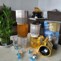 Mug LEGO / Gelas Lego baru warna gold&silver lihat video di bawah ini.