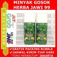 Minyak Herba Jawi 99 (Minyak But But)