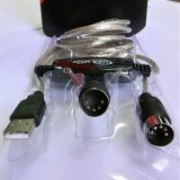 CABLE USB MIDI Harga Grosir