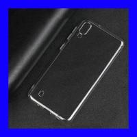 Samsung Galaxy M10 - Clear Hard Case Casing Cover Transparan