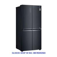 Kulkas LG GC-B22FTQPL Inverter Linear Multi Door Smart ThinQ New
