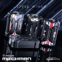 MECHMAN STEEL WINGS 228 WATT BY RINCOE AUTHENTIC BEST PRICE