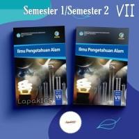 Buku IPA Ilmu Pengetahuan Alam SMP Kelas 7 Semester 2 Revisi 2017 2018