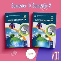 Buku IPA Ilmu Pengetahuan Alam SMP Kelas 8 Semester 2 Revisi 2017 2018
