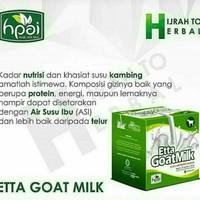 Etta Goat Milk