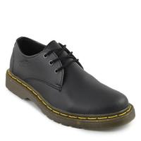 Sepatu Boots low Dr Martens 3hole Docmart Black