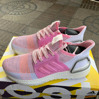 Sneakers Adidas Ultraboost 19 New Pink For Women Premium High Quality