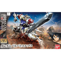HGIBO / HG Iron Blood Orphans 1/144 21 Gundam Barbatos Lupus