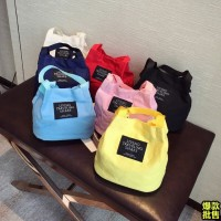murah 118# Tas Slempang Mini Kanvas Import Tote Bag Tali Nilon K-pop
