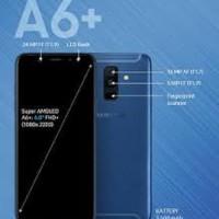 SSJ Samsung Galaxy A6 Plus / A6+ GARANSI RESMI SEIN