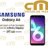 SSJ Samsung Galaxy A6 RAM 3GB ROM 32GB GARANSI RESMI SEIN