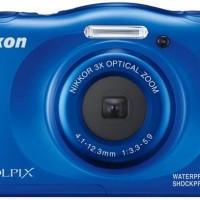 FLM Nikon Coolpix W100 Digital Camera