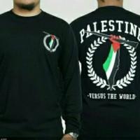 Kaos Palestina / Kaos Tauhid Muslim / Kaos Pejuang Perang