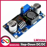 [CNC] LM2596 DC-DC ADJUSTABLE STEP DOWN POWER SUPPLY 4.5-35V to 1.25-3