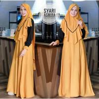 gamis / baju syari / setelan gamis / abaya / baju muslim