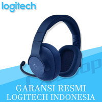 Logitech G433 7.1 Surround Gaming Headset - Blue