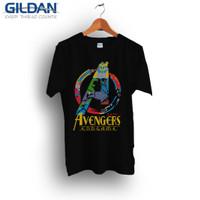 kaos avengers endgame tshirt film avenger captain marvel 6