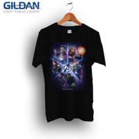 kaos avengers endgame tshirt film avenger captain marvel 12