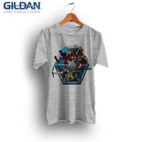 kaos avengers endgame tshirt film avenger captain marvel 11