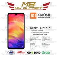 Xiaomi Redmi Note 7 Pro 6/128 RAM 6GB ROM 128GB GARANSI DISTRI 1 TAHUN