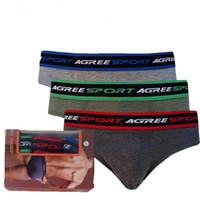 Pakaian Dalam Pria Celana Dalam / CD Pria Agree Sport 2311 - aneka