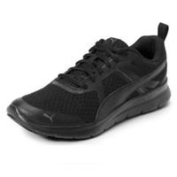 Puma Flex Essentials Mens Running Shoes-Black