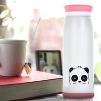 Termos Karakter White Panda Botol Air Minum Anak 500ml