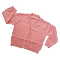 Saneoo Naura Baby Cardigan - Dusty Pink