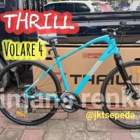 Sepeda Hybrid THRILL Volare FX 4