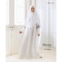 Gamis Hasna by Yasmeera - Gamis Toyobo Motif Busui Murah