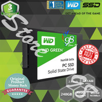 SSD WD Green 240 GB 240GB - Solid State Drive 2.5inch SATA3