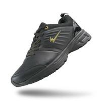 Sepatu Eagle Sky-Hawk Hitam – Running Shoes