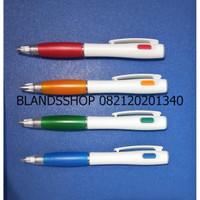 Pulpen / Pena / Pen Promosi Senter