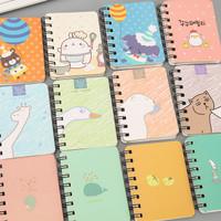 Buku Memo Kecil Notebook Mini Buku Catatan Kecil Motif Lucu