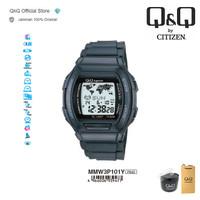 Q&Q QnQ QQ Original Jam Tangan Digital - MMW3P MMW3P101Y Water Resist