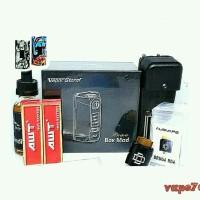 Paket Kebul Vapor PUMA Storm 200W Authentic