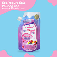 A Bonne Spa Yogurt Salt - 350gr