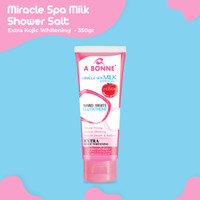 A Bonne Miracle Spa Milk Shower Salt - 350gr