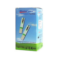 ACON Mission Ultra CHOL Total Cholesterol Test Strips