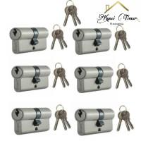 Cylinder kunci pintu rumah master key 60mm/kunci silinder pintu